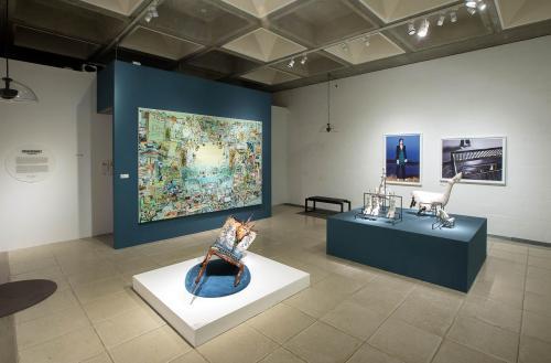 01 installation-view Overtryk w Louise Hindsgavl