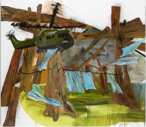 Acryl-on-canvas-140x140cm